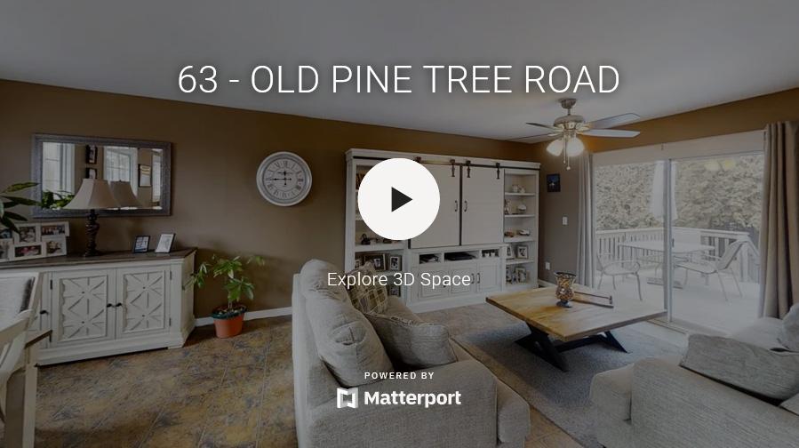 63 - OLD PINE TREE ROAD, MILLER LAKE