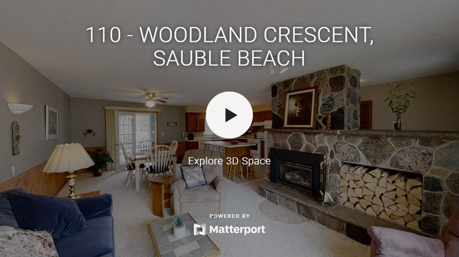 110 - WOODLAND CRESCENT, SAUBLE BEACH