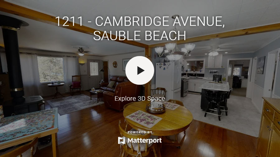 1211 - CAMBRIDGE AVENUE, SAUBLE BEACH