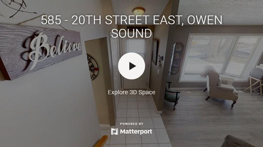 585 - 20TH STREET EAST, OWEN SOUND