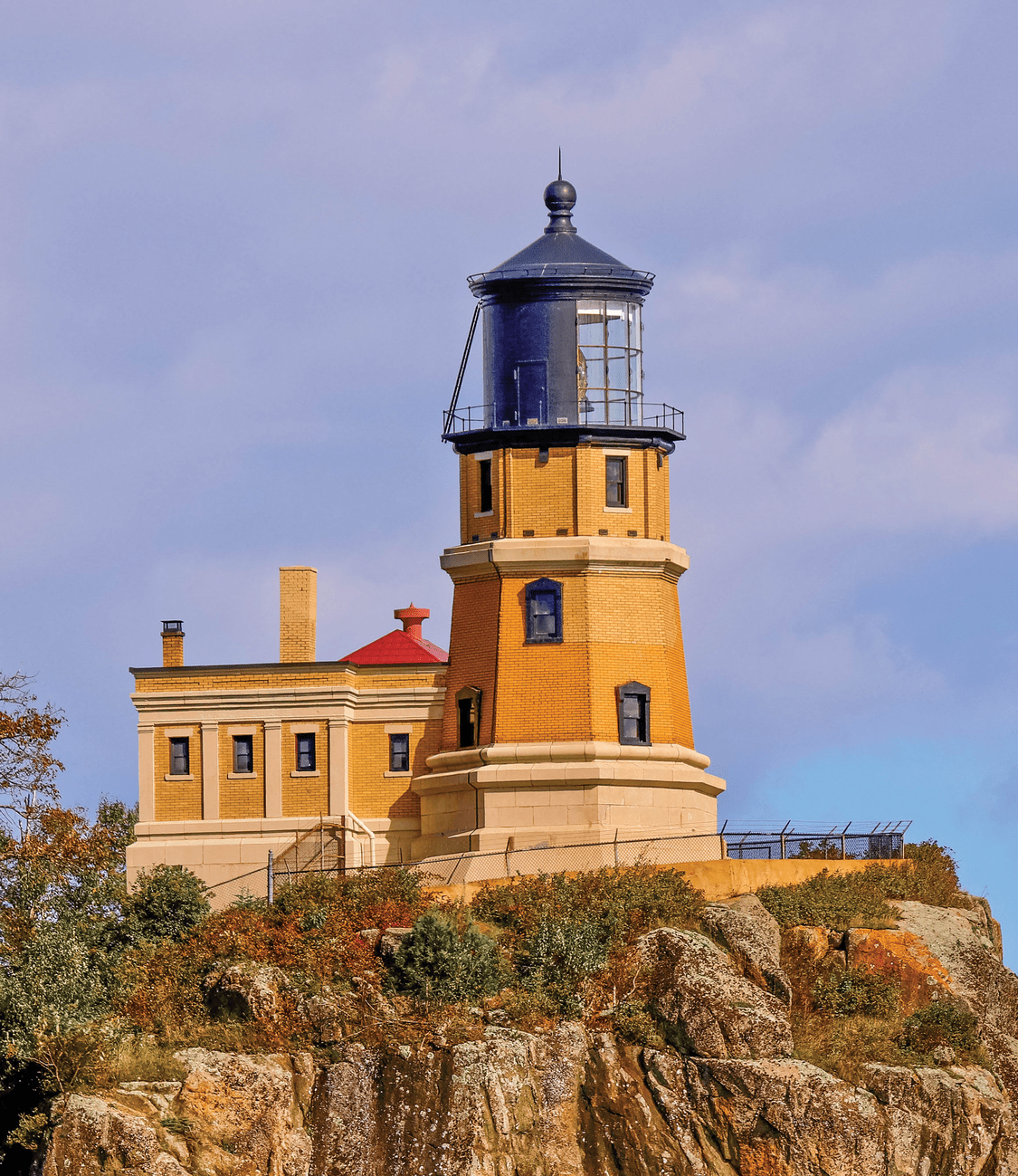 Split Rock Lighthouse State Park located in Two Harbors