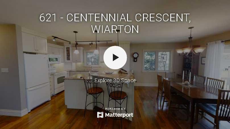 621 - CENTENNIAL CRESCENT, WIARTON