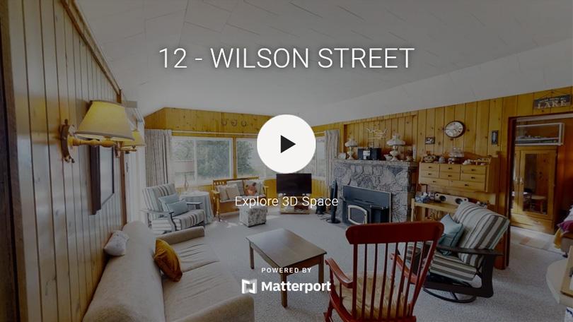 12 - WILSON STREET