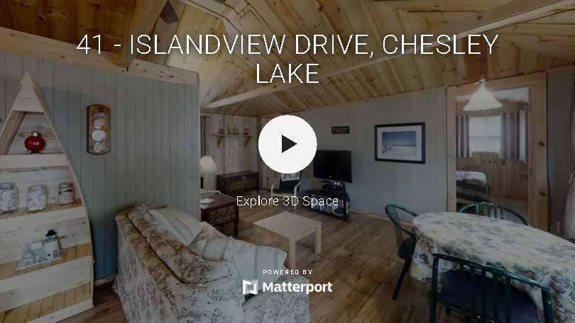 41 - ISLANDVIEW DRIVE, CHESLEY LAKE