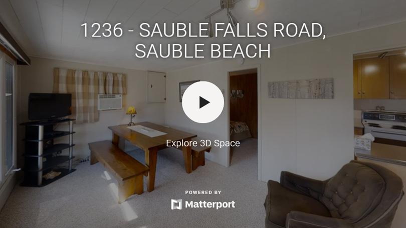 1236 - Sauble Falls Road