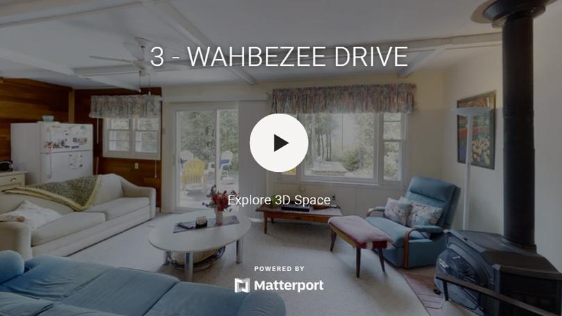 3 - Wahbezee Drive