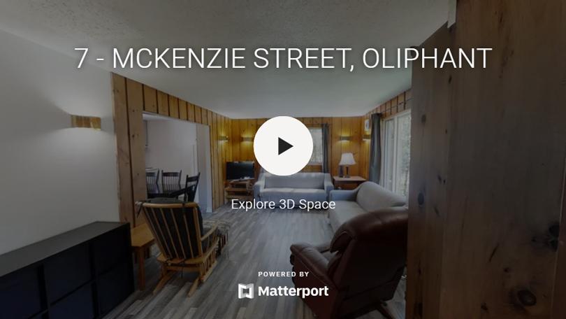 7 - McKenzie Street